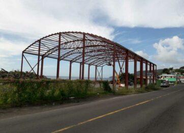 Dominica Basketball Facility